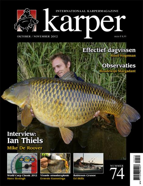 Cover Karper 74