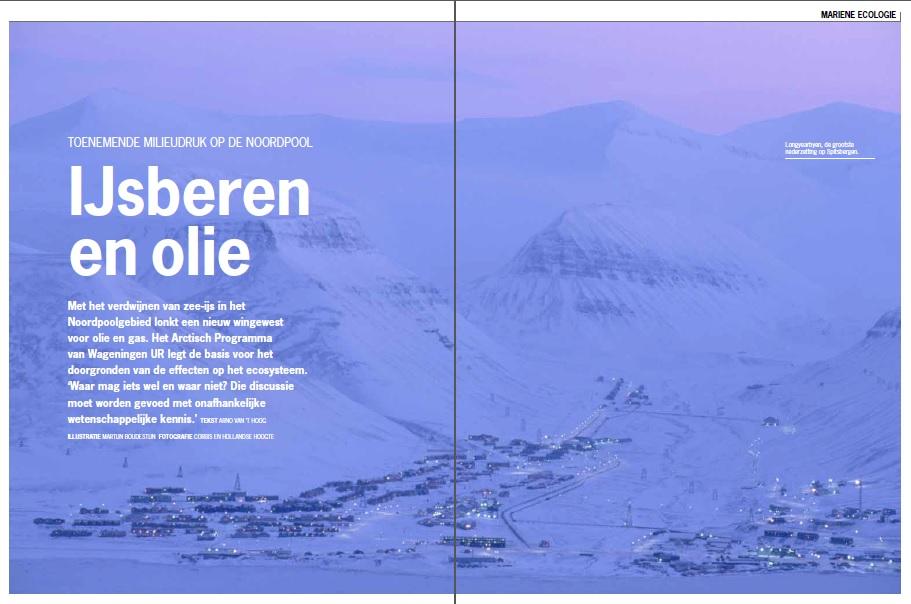 Goud onder het ijs - Exploratie van Noordpoolgebied