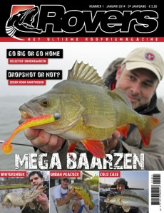 Rovers 01 2014 Cover
