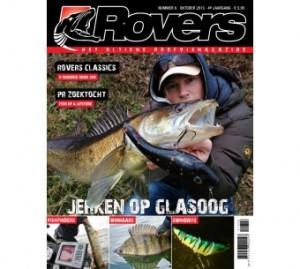 Rovers 6 2013 cover Snoek