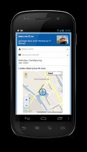 Vangsten-app van SVR