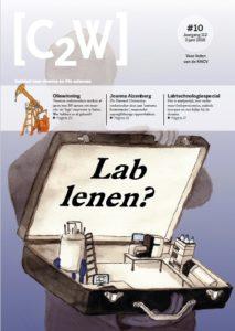 Cover C2W10 3 juni 2016