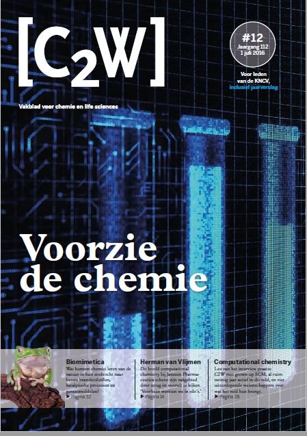 Cover C2W12 1 juli 2016