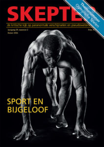 cover-skepter Sport en bijgeloof